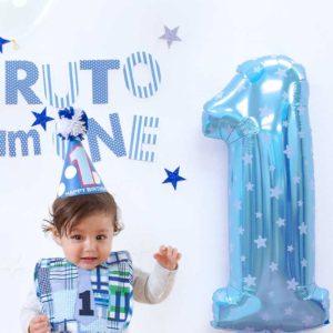 1歳の誕生日バルーン風船