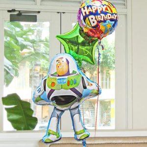 1歳の誕生日に送料無料のバルーン風船
