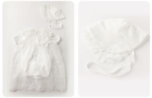 赤ちゃんの安くて可愛いセレモニードレス