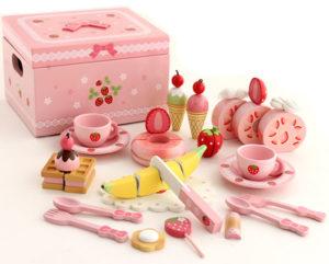 3歳の女の子へのお誕生日プレゼント