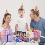 5歳の男の子へのお誕生日プレゼント