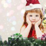 赤ちゃんへのクリスマスプレゼント