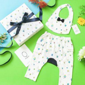 男の子への出産祝いにおすすめ!おしゃれなベビー服